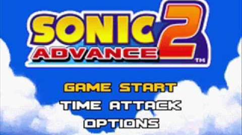 Sonic Advance 2 Music Boss 7 Pinch