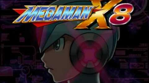 Megaman X8 - Wild Fang (Full version)