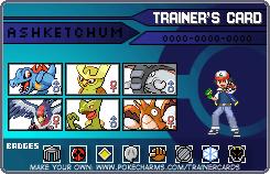 Ash's Team 3