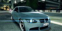 BMW M3 E92 (Drift)