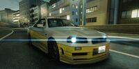 Ayumi's Nissan Skyline GT-R NISMO Z-tune