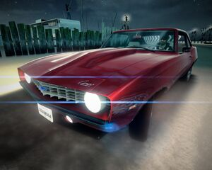 ChevroletCamaro