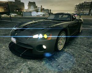 Dodge Viper GTSR