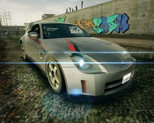 Nissan 350Z NISMO S-tune