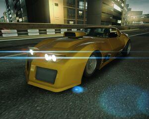 Corvette C3 (Drag)