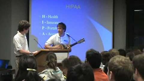 The HIPAA Song