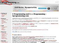 Cprogrammingdotcom