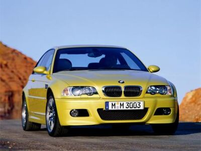 BMW M3 (E46) 4812d14594073