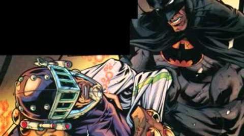 BATMAN Vs Prometheus (Full Fight)