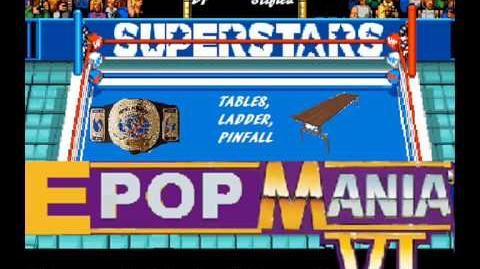 Epopmania 6 Full Match Card