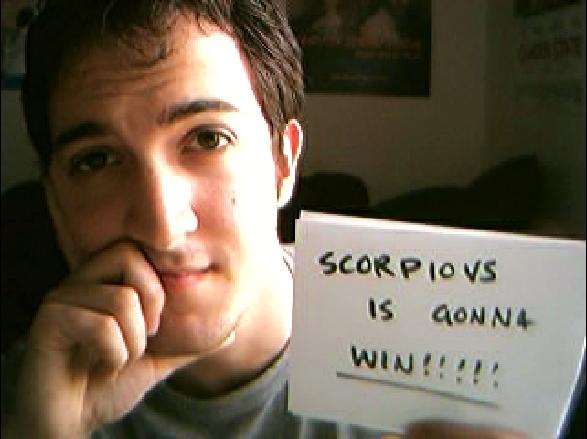 Scorpionvs