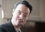 Richard Harrow InfoBox
