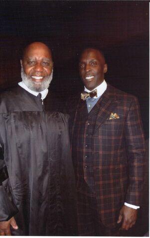 File:Franklin and Michael K Williams - 'Boardwalk Empire'.jpg