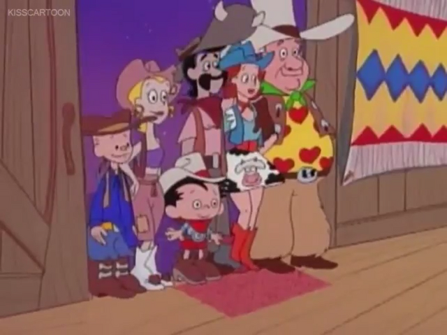 File:Bobby's Family in Western Outfits.png