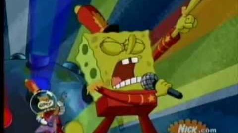 SpongeBob Sings Tik Tok - Ke$ha