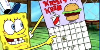 Calendario del Krusty Krab