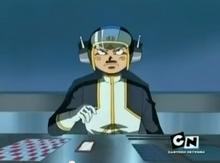 Earth Defense Force Captain