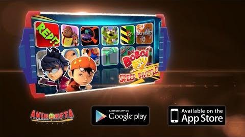 BoBoiBoy Speed Battle Promo (Indonesian Version)