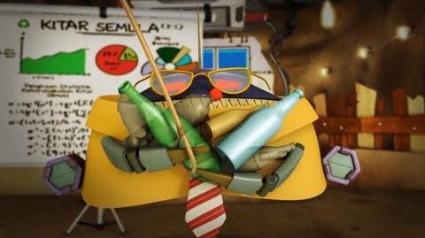 BoBoiBoy Mari kitar semula bersama Probe! (HD)
