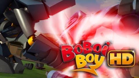 BoBoiBoy Kemusnahan Probe (HD)