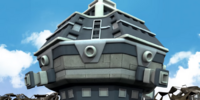 Spaceship A80