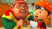BoBoiBoy dan Gopal KFH