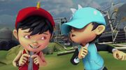 BoBoiBoy Fire and Water Episode 25