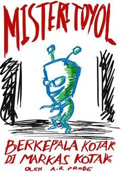Buku Misteri Toyol