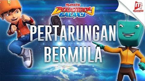 """BoBoiBoy Galaxy OST - 3 """"Pertarungan Bermula"""""""