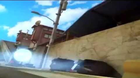 BoBoiBoy - Cengkaman Tanah