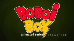 BoBoiBoy Original Logo