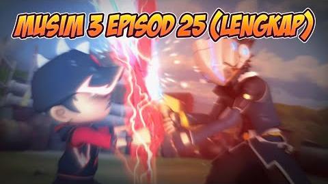BoBoiBoy Musim 3 Episod 25 Antara Kawan & Lawan (LENGKAP)