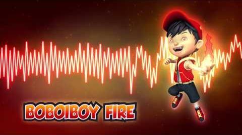 BoBoiBoy OST BoBoiBoy Api Theme