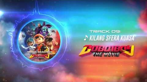 BoBoiBoy The Movie OST - Track 09 (Kilang Sfera Kuasa - Extended)