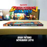 BoBoiBoy Galaxy - Kembara ke Angkasa