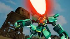 Laser Pemusnah