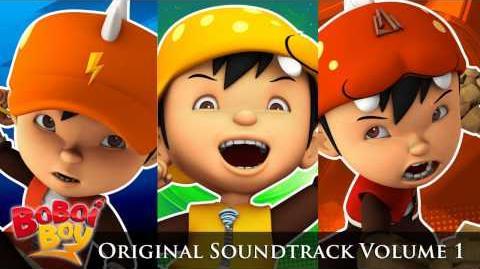 BoBoiBoy OST 16