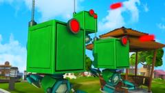Robot Hamba