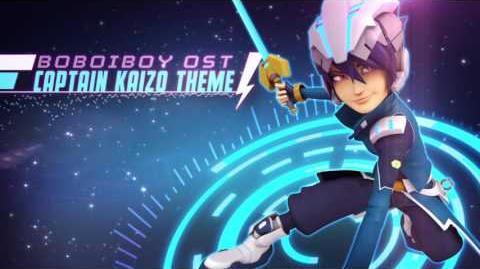 BoBoiBoy OST Captain Kaizo's Theme