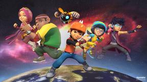 Team BoBoiBoy Galaxy