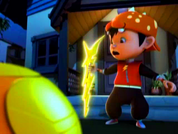 BoBoiBoy Lightning Sword
