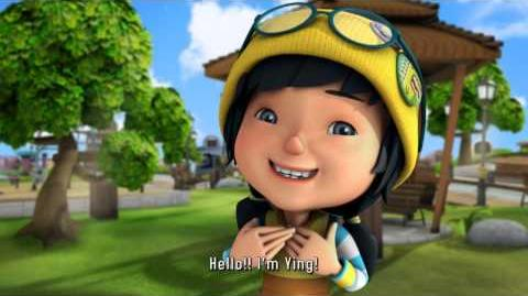 BoBoiBoy Chinese New Year Promo