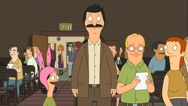 File:S5E01.140 Louise Giving a Flyer to an Uncle.png