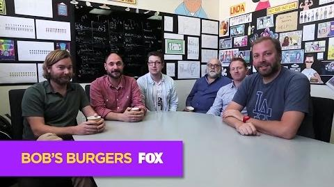 BOB'S BURGERS Behind BOB'S BURGERS Live Episode 6 ANIMATION on FOX