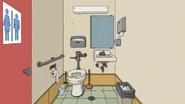 S4E18.02 The Old Bathroom