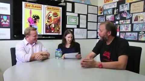 BOB'S BURGERS Behind BOB'S BURGERS Live Episode 8