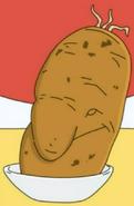 Burt potato