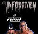 Unforgiven (SmackDown vs RAW)