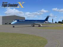 Default WTA 2006 MD-83 FSX