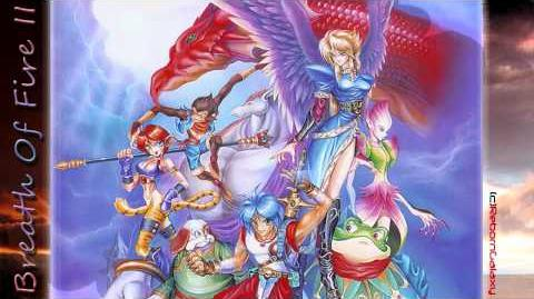 Breath of Fire II - Orginal Soundtrack - Grab the Tail